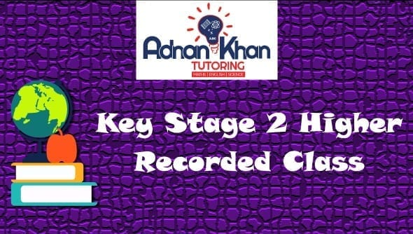 Key-Stage-2-Higher-–-Recorded-Class