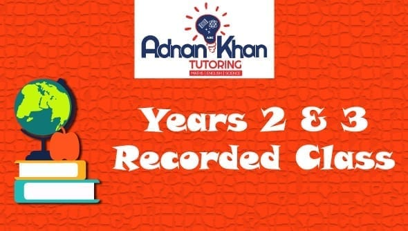 Years-2-3-–-Recorded-Class